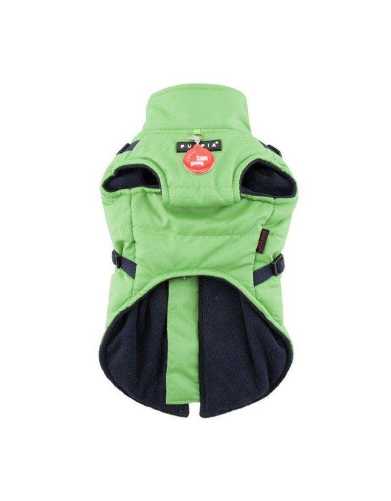 Puppia Puppia Mountaineer Jacket Harness Green