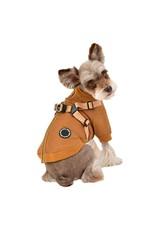 Puppia Puppia Dominic Jacket Harness Camel