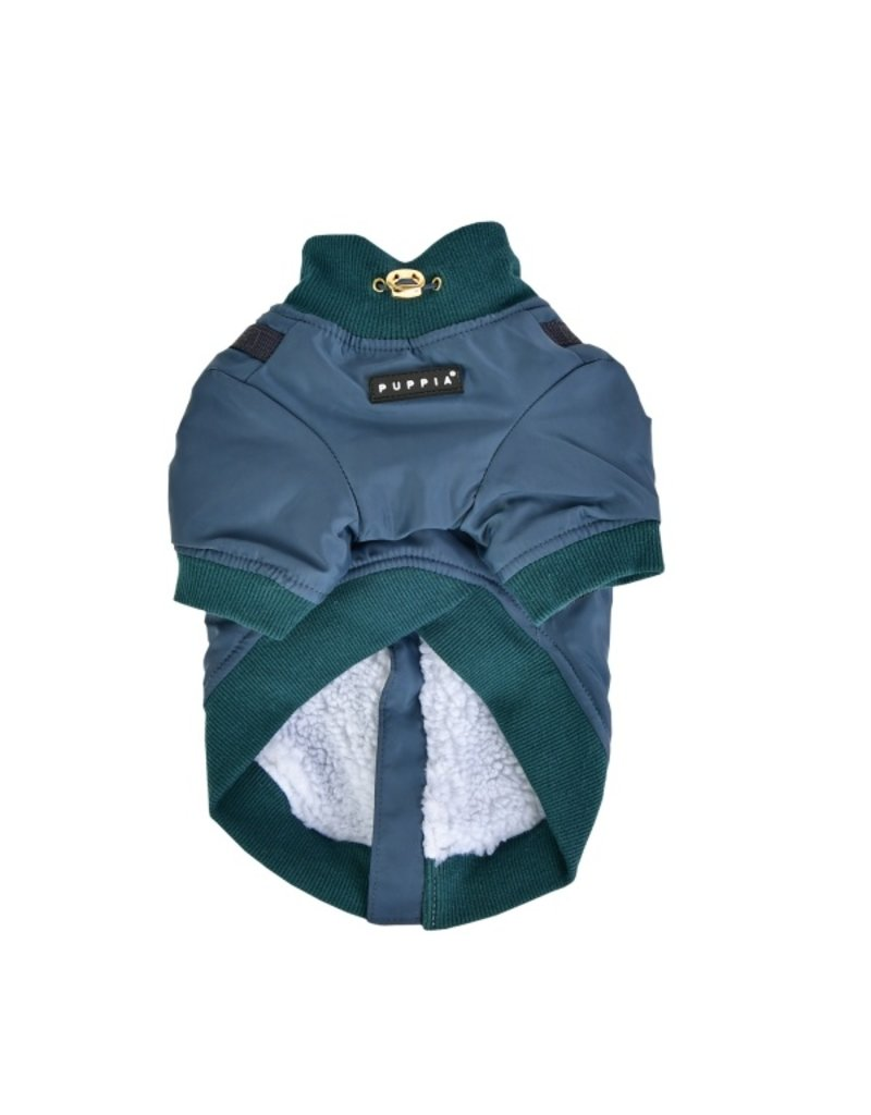 Puppia Puppia Dominic Jacket Harness Dark Teal