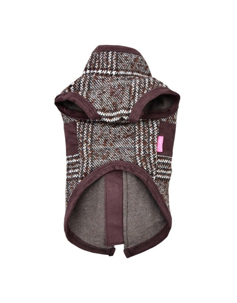 Pinkaholic Pinkaholic Da Vinci Jacket Harness Brown