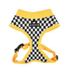 Puppia Puppia Racer Harness Model A Yellow