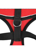Puppia Puppia Soft Harness PRO model A Red