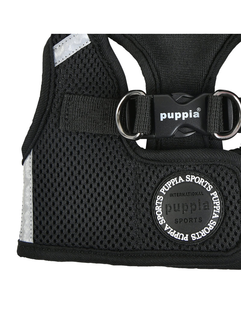 Puppia Puppia Soft Harness PRO model B black