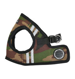 Puppia Puppia Soft Vest Harness PRO model B Camo