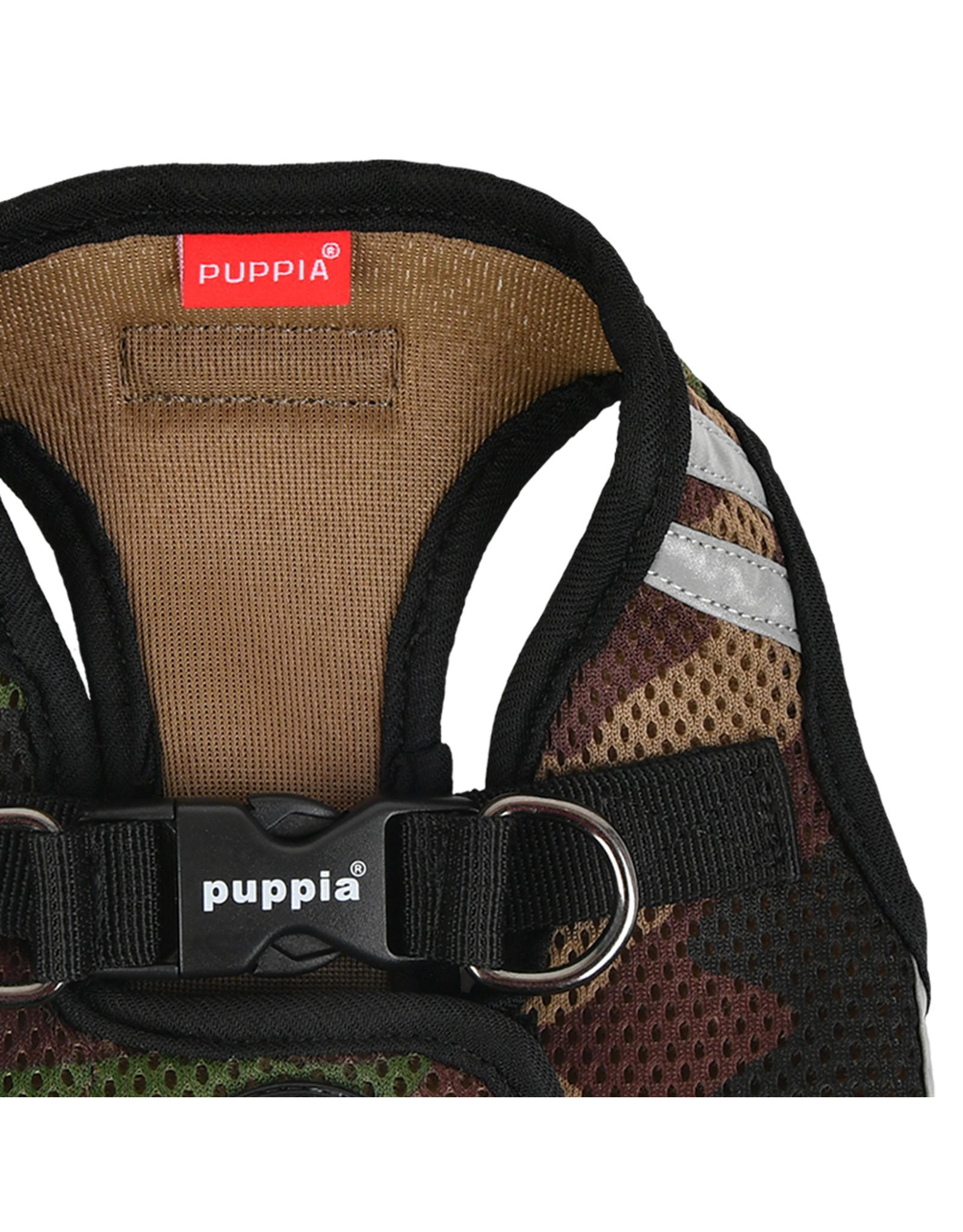 Puppia Puppia Soft Vest Harness PRO model B Camo