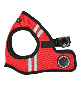 Puppia Puppia Soft Vest Harness PRO model B Red