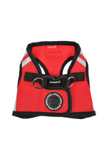 Puppia Puppia Soft Harness PRO model B Red