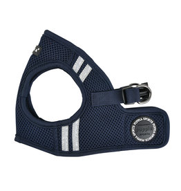 Puppia Puppia Soft Vest Harness PRO model B Navy