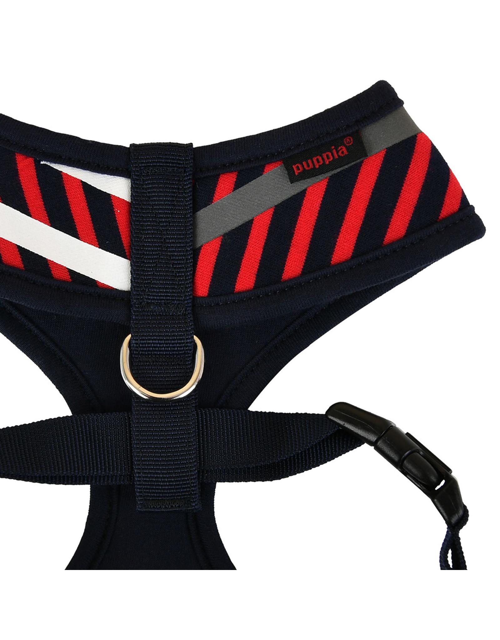 Puppia Puppia Briton Harness Model A Red
