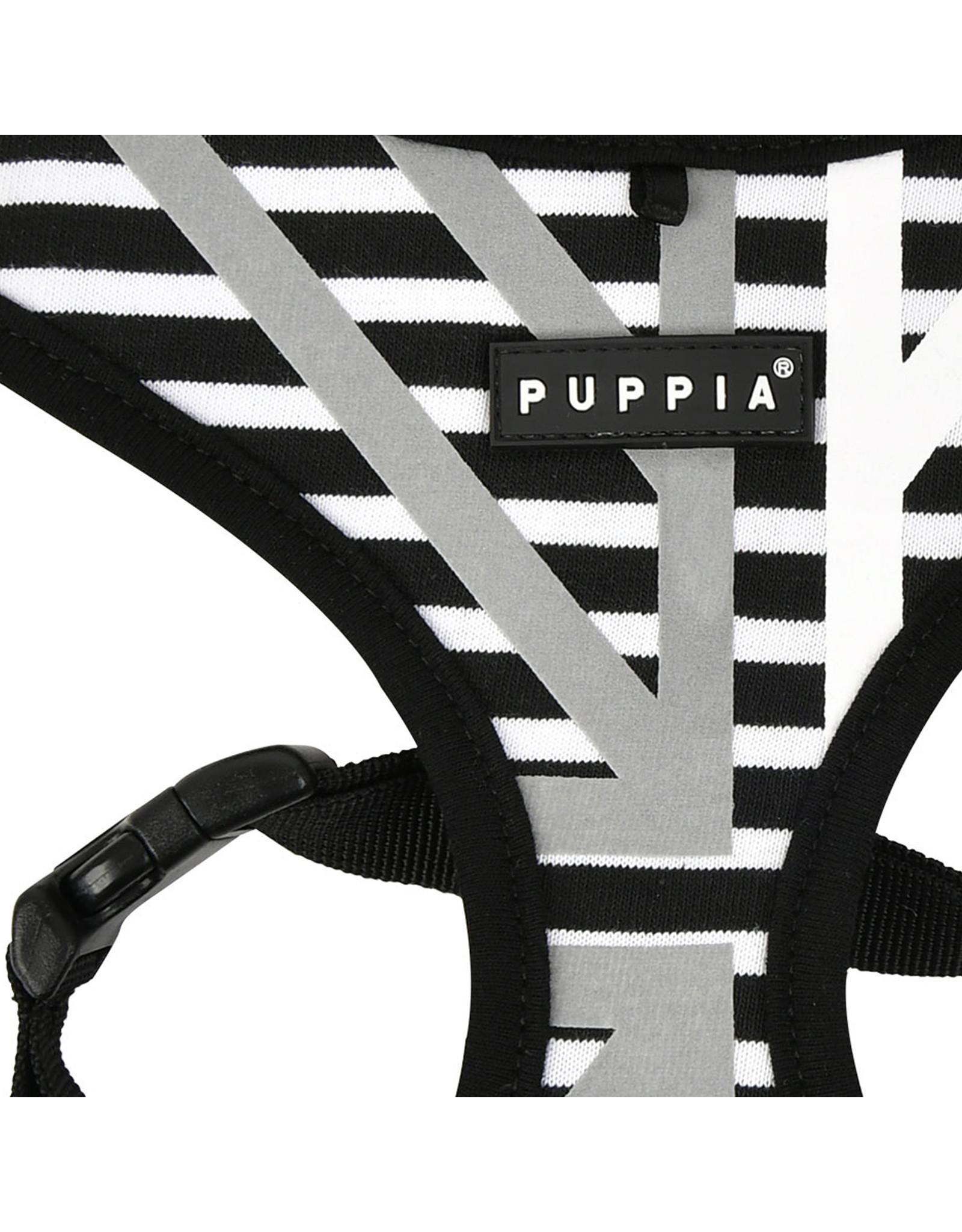 Puppia Puppia Briton Harness Model A Black