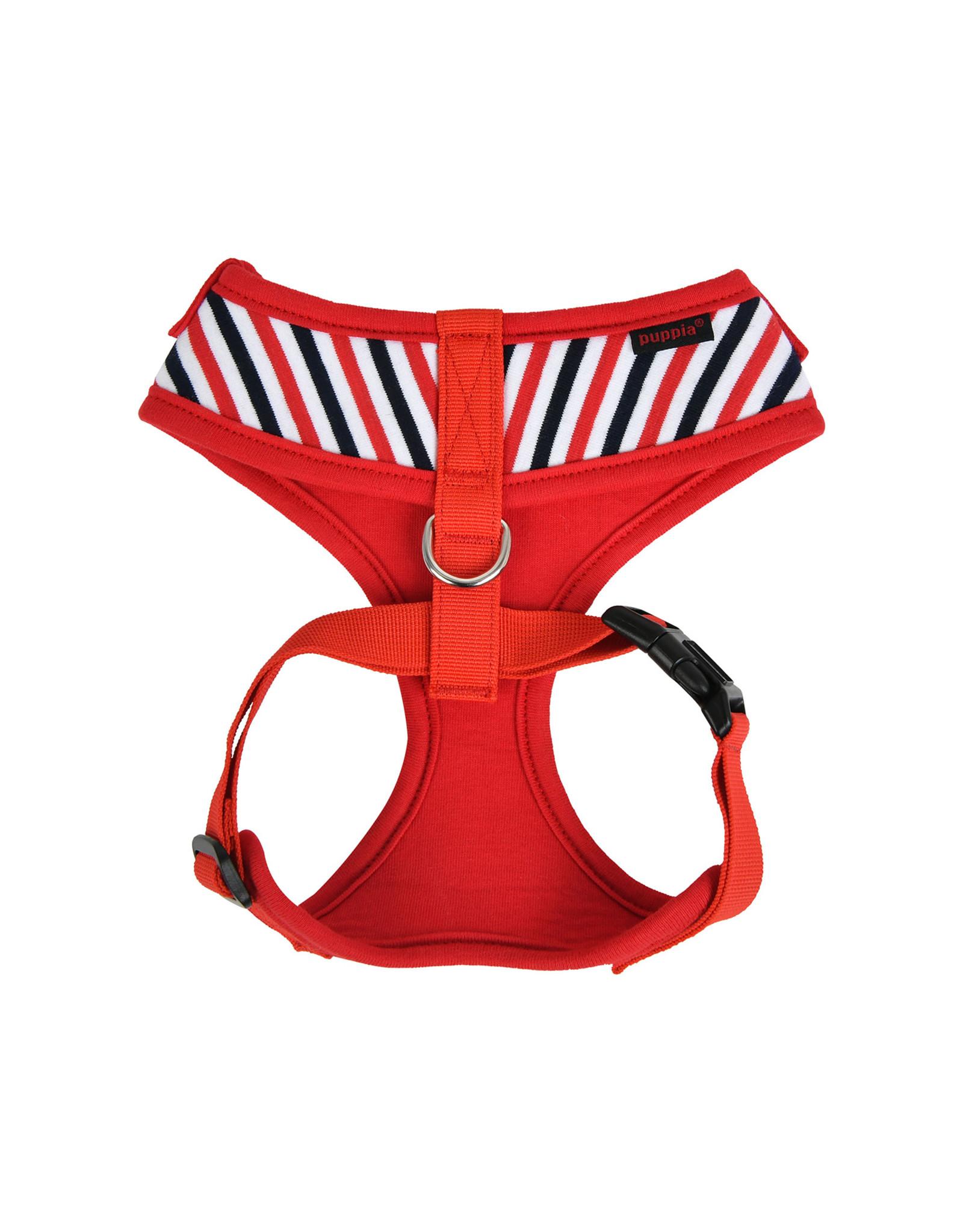 Puppia Puppia Seaman Harness Model A Red