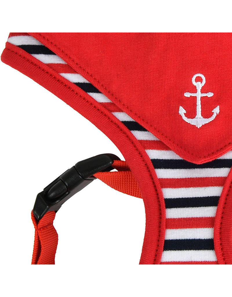 Puppia Puppia Seaman Harness Model A Red