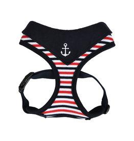 Puppia Puppia Seaman Harness Model A Navy