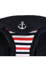 Puppia Puppia Seaman  Harness model B Navy