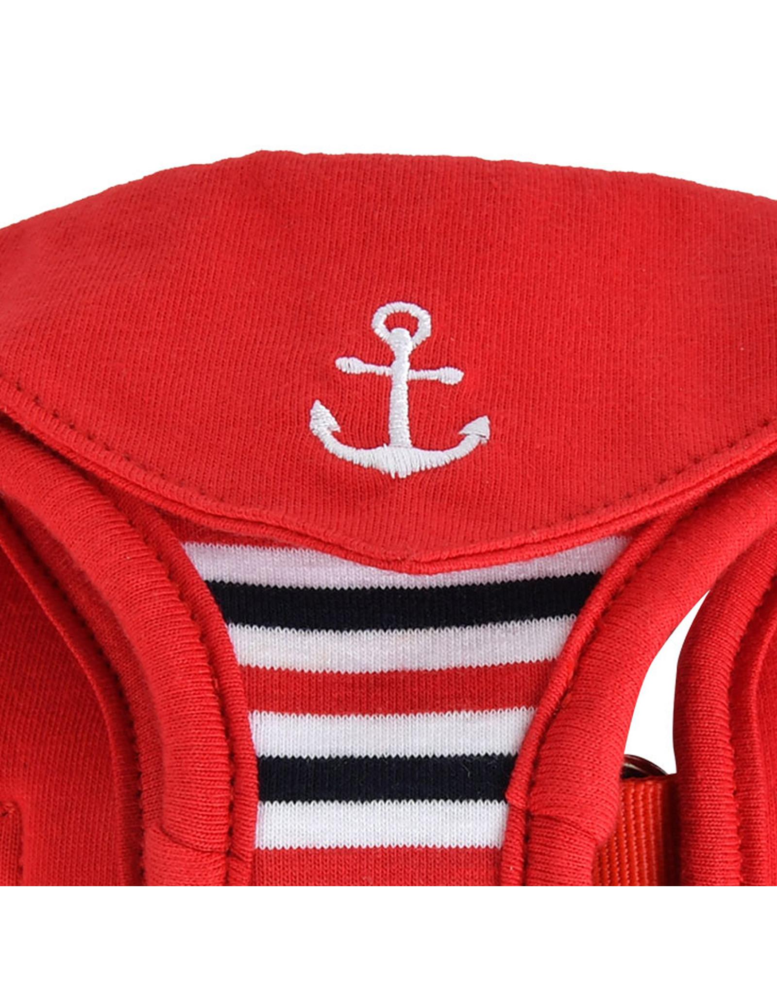 Puppia Puppia Seaman  Harness model B Red