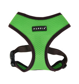 Puppia Puppia Soft Harness II model A Green