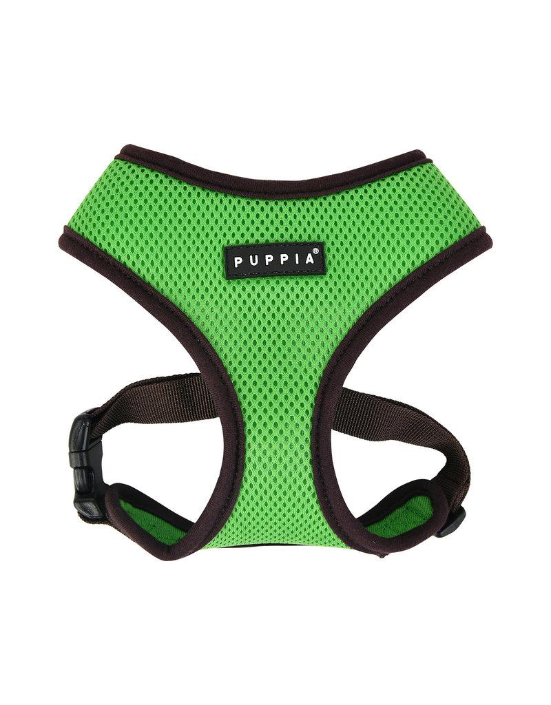 Puppia Puppia Soft Harness II model A Green