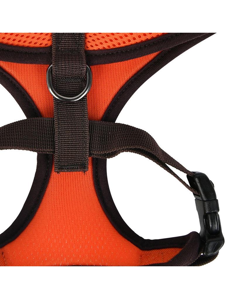 Puppia Puppia Soft Harness II model A Orange