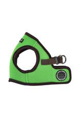 Puppia Puppia Soft Vest Harness II model B Green