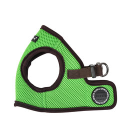 Puppia Puppia Soft Vest Harness II model B Green