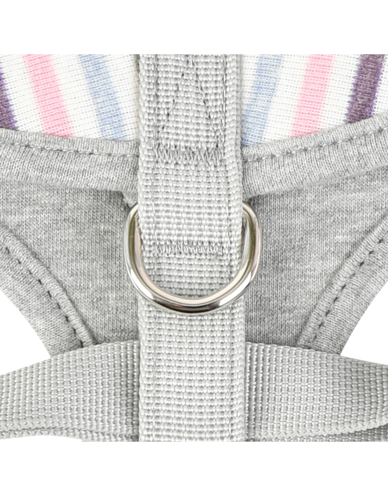 Pinkaholic Pinkaholic Effie harness Grey