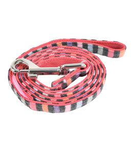 Pinkaholic Pinkaholic Effie Leash Indian Pink