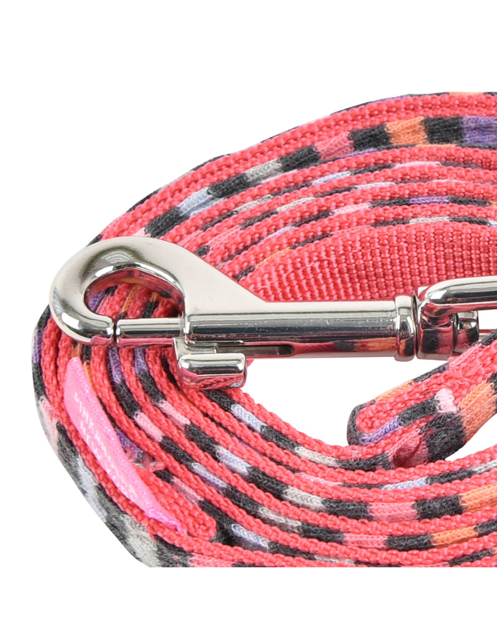 Pinkaholic Pinkaholic Effie Leash Indian Pink