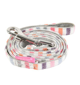 Pinkaholic Pinkaholic Effie Leash  Grey