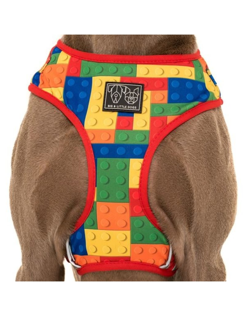 Big and Little Dogs Big and Little Dogs Adjustable Blocktastic