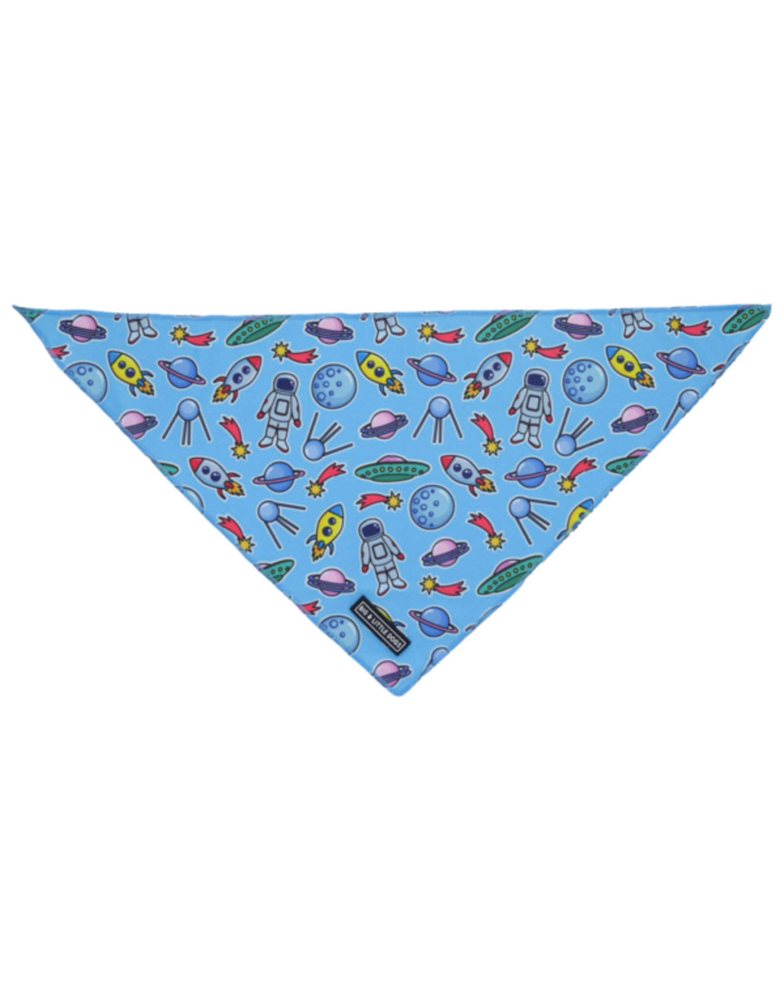Big and Little Dogs Big  and Little dogs Bandana Out Of This World
