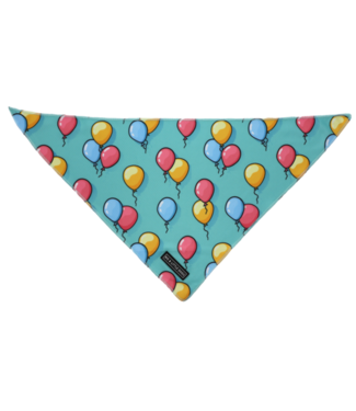 Big and Little Dogs Big  and Little dogs Bandana Birthday Balloons
