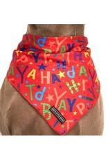 Big and Little Dogs Big  and Little dogs Bandana Red Birthday