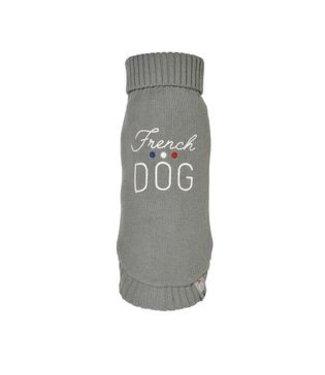 Bobby Bobby Trui French Dog Grijs ( ALLEEN XL )