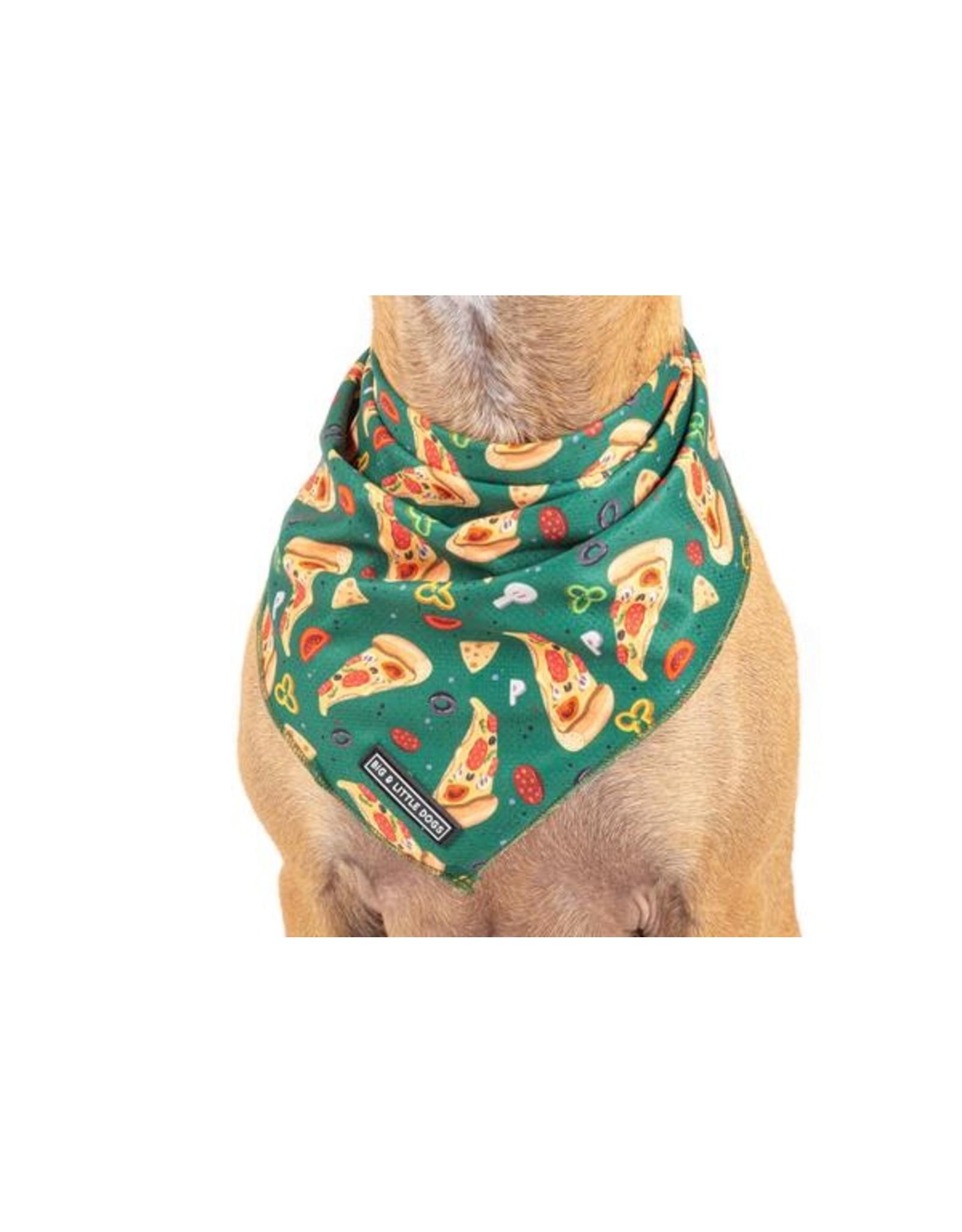 Big and Little Dogs Big  and Little dogs Bandana Pupperoni Pizza