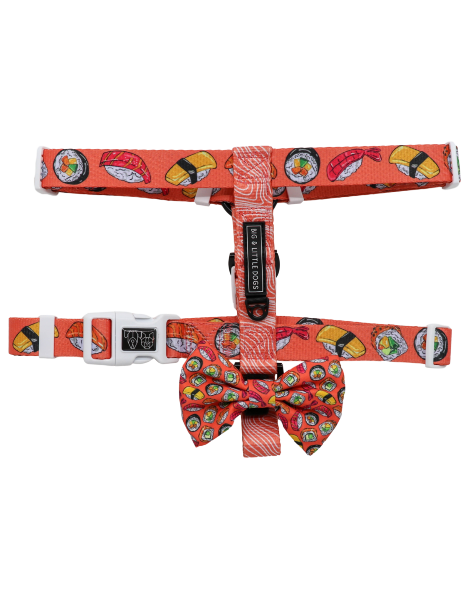 Big and Little Dogs Big and Little Dogs Strap Harness Sashimi