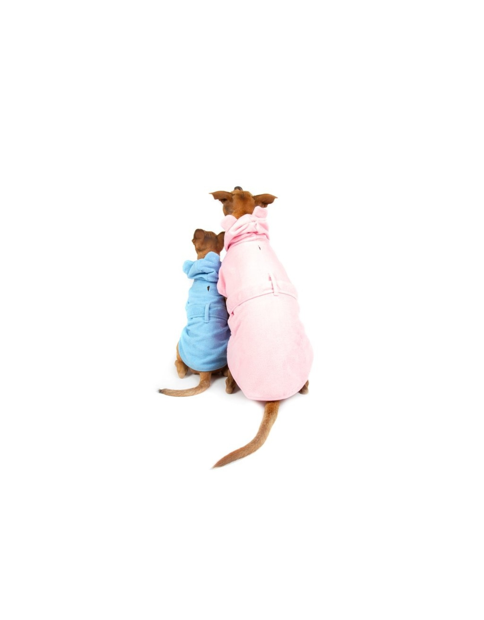 Big and Little Dogs Big and Little Dogs Badjas Pretty in Pink