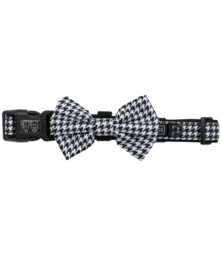 Big and Little Dogs Big and Little Dogs Halsband Houndstooth Squad