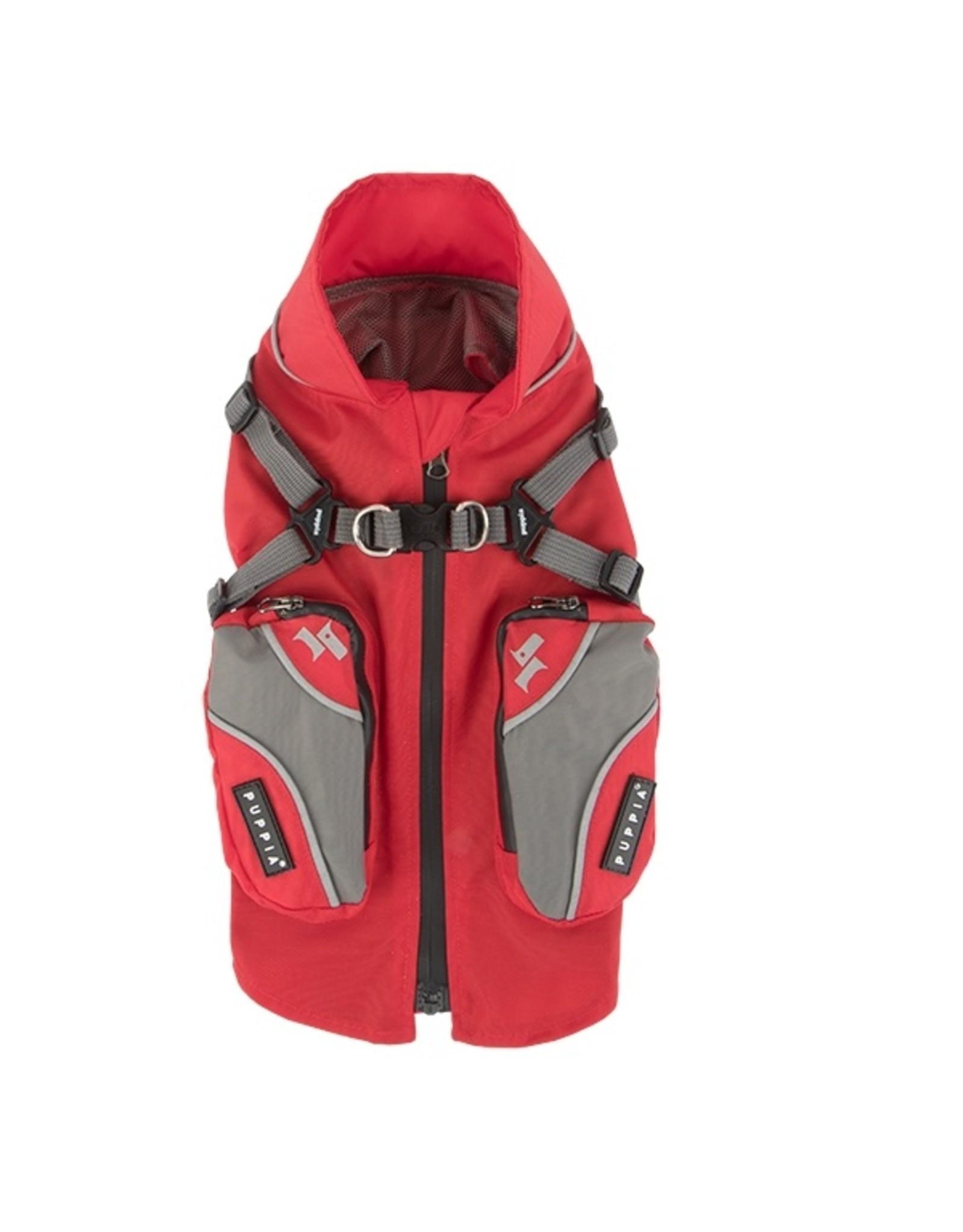 Puppia Puppia Teton Jacket Red
