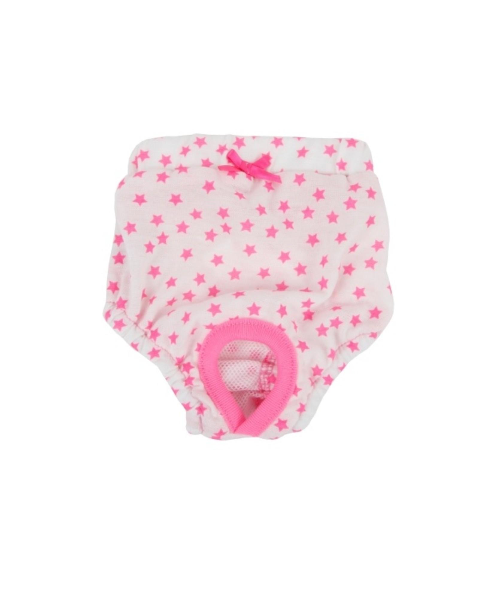 Puppia Puppia Loopsheidbroekjes Taffy Pink
