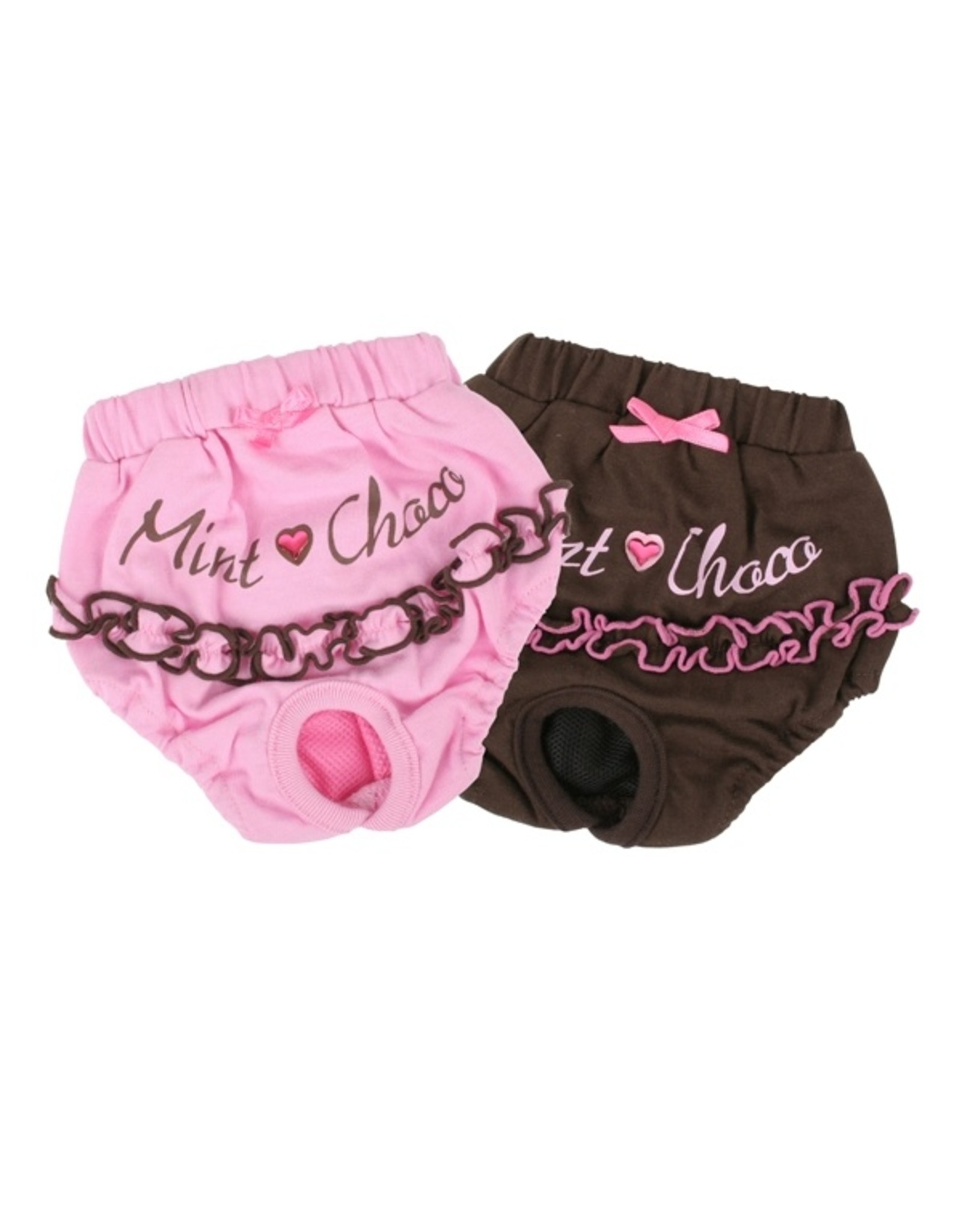 Pinkaholic Pinkaholic Mint Choco Sanitary panty Pink ALLEEN MEDIUM