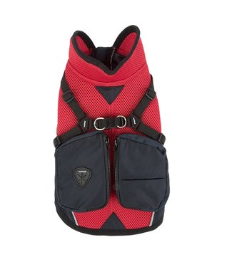 Puppia Puppia P2 Jacket Red