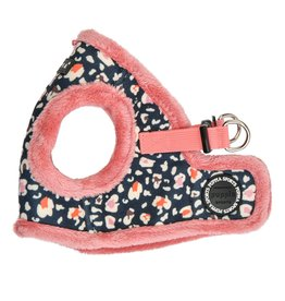 Puppia Puppia Vest Harness B Elyse Indian Pink