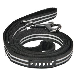 Puppia Puppia Reflective Two Tone Lijn Black