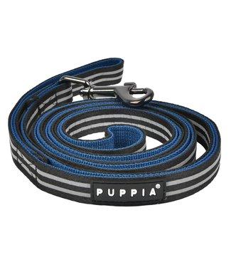Puppia Puppia Reflective Two Tone Lijn Royal Blue