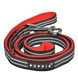 Puppia Puppia Reflective Two Tone Lijn Red