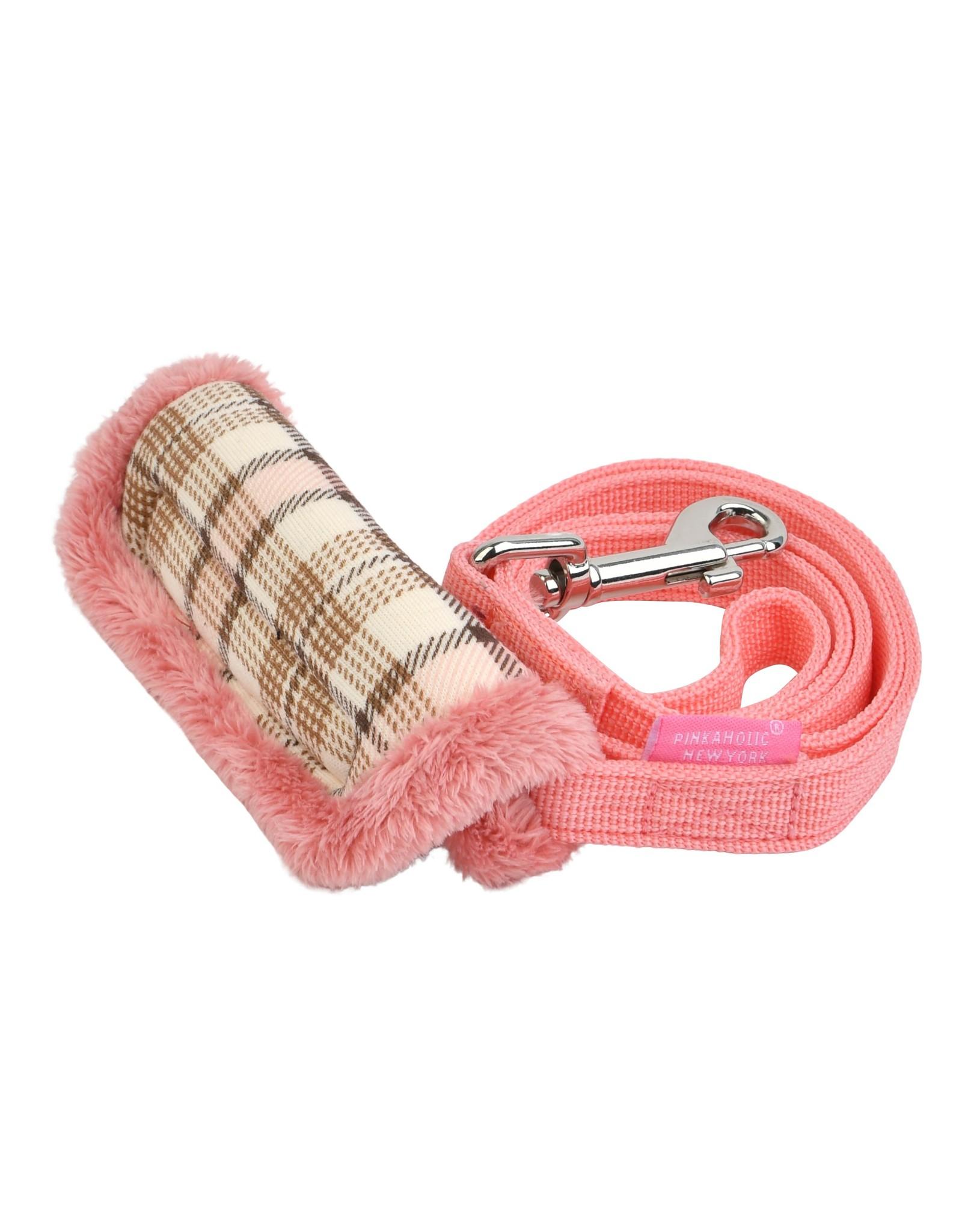 Pinkaholic Pinkaholic Aline Leash Indian Pink