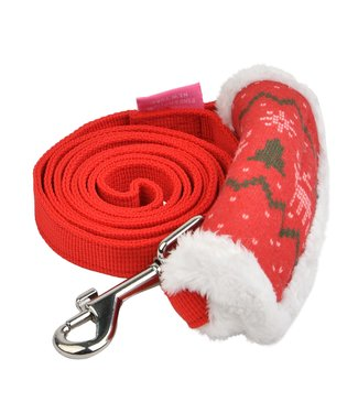 Pinkaholic Pinkaholic Noelle Leash Red