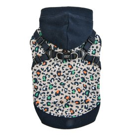 Puppia Puppia Elyse Jacket Harness Navy