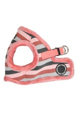 Puppia Puppia Vest Harness B Bryson Indian Pink