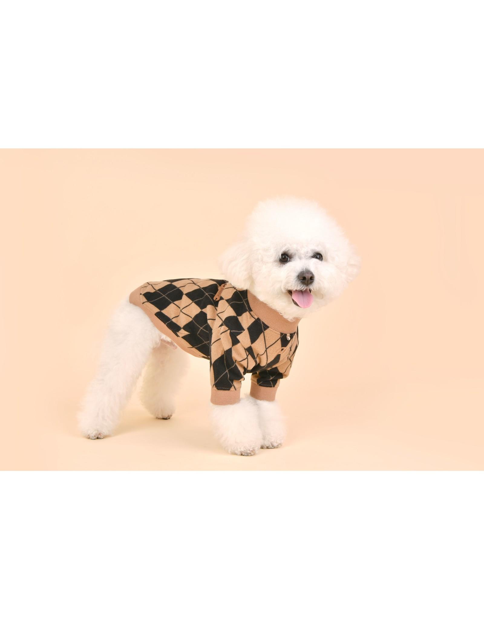 Puppia Puppia Jaden Jacket Harness  Beige